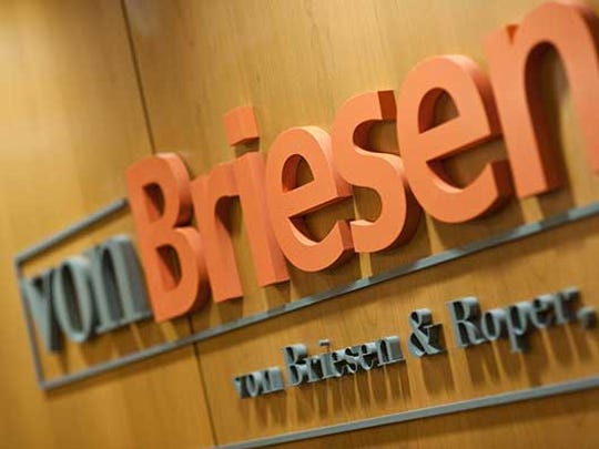 Its culture has consistently placed von Briesen & Roper on the list of good places to work in the annual Top Workplaces survey.