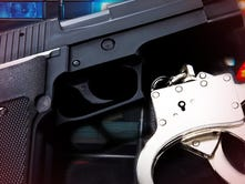 Fleeing would-be robber fires shot in home