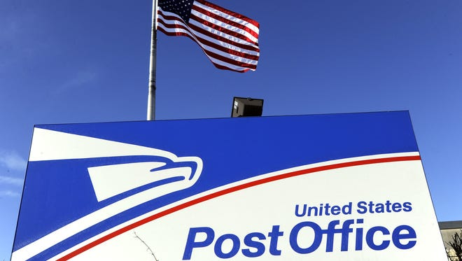 The U.S. Postal Service is looking to downsize to a smaller facility in Jamesburg.