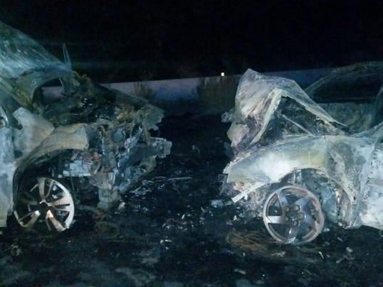 Wrong-way crash on Interstate 17