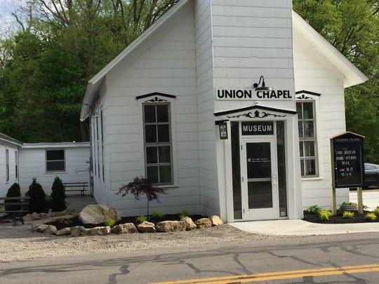 The Catawba Museum at Union Chapel is at 5258 E. Porter St., Catawba Island.