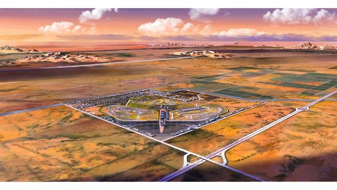 A massive motorsports-complex proposed near Casa Grande could transform 2,000-plus acres of farmland.