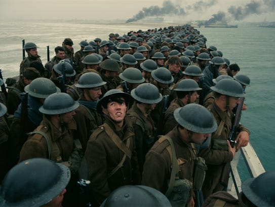 """It's the soldiers of """"Dunkirk."""""""