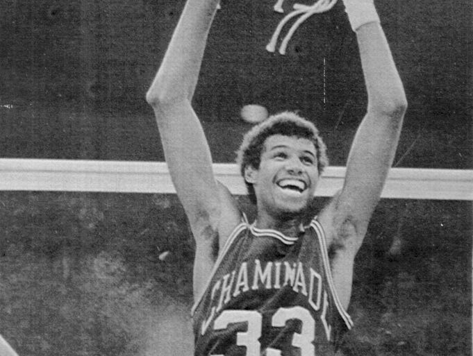 1982: NAIA member Chaminade defeats No. 1 Virginia, led by 3-time College Player of theYear, Ralph Sampson. The greatest upset in basketball history led to the creation of the EA SPORTS Maui Invitational.