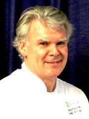 Executive Chef Shamus Hill from Lantern Hill