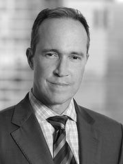 Attorney James Walden, partner in the New York firm