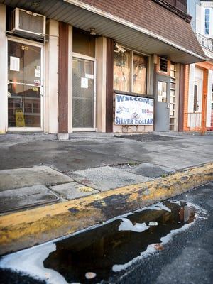 A Lebanon man died after being stabbed in the neck in front of the Silver Dollar, located at North Ninth and Willow streets. Police were called to the bar in the very early hours of Nov. 16.