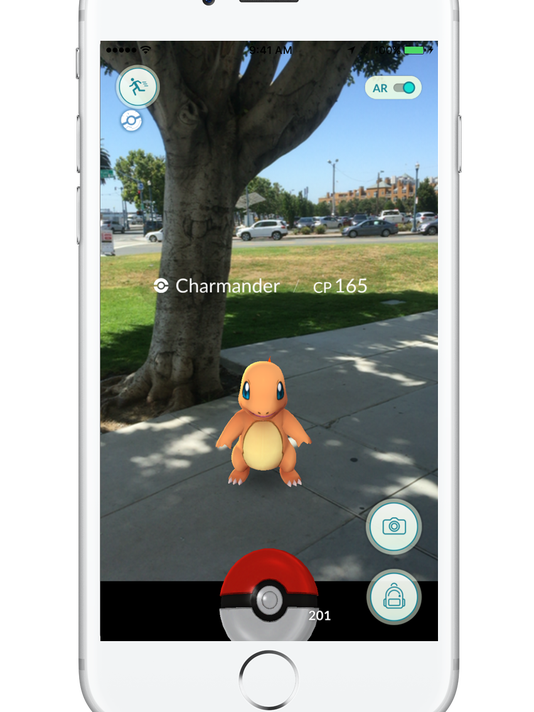 Seven tips for playing 'Pokémon Go'