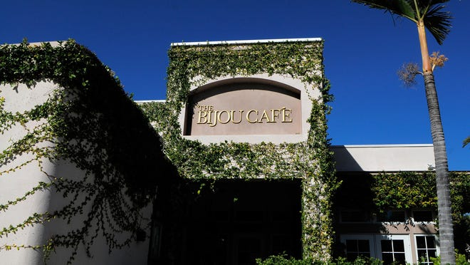 "The Bijou Cafe has been owned and operated by the Knaggs family since 1986. ""We have all of our dining staff coming back with a couple new faces in the kitchen, including a new chef,"" Jean-Pierre Knaggs said."