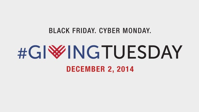 #GivingTuesday.