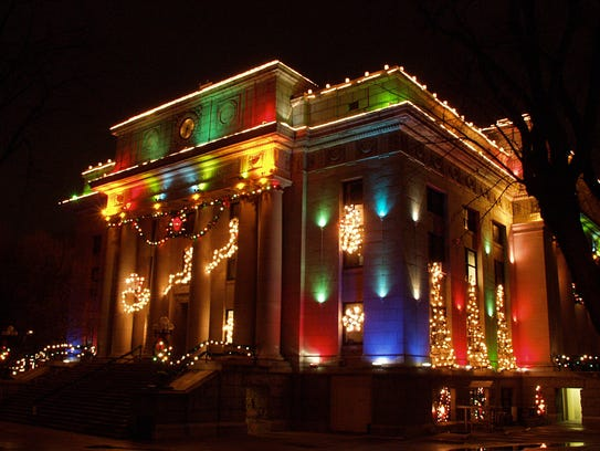 Each year, Prescott solidifies itself as Arizona's Christmas City with the lighting of the courthouse.