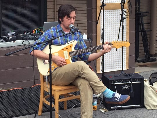 Nathaniel Russell will perform as part of State Street Pub's anniversary celebration.