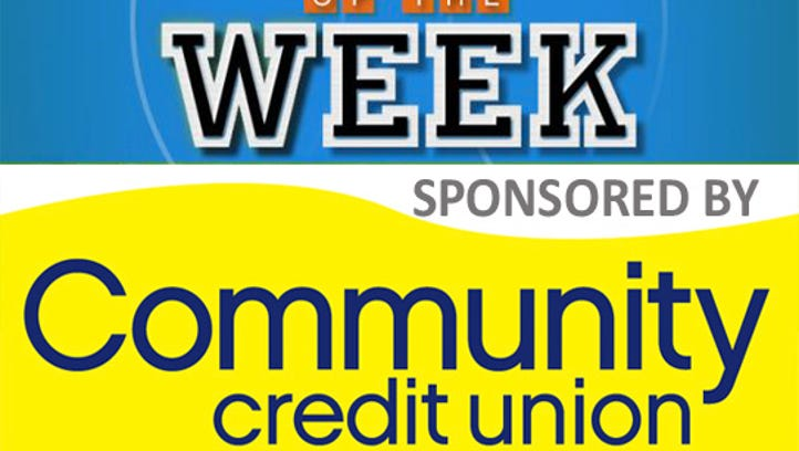 Vote for Community Credit Union FLORIDA TODAY Athlete of the Week for March 12-17