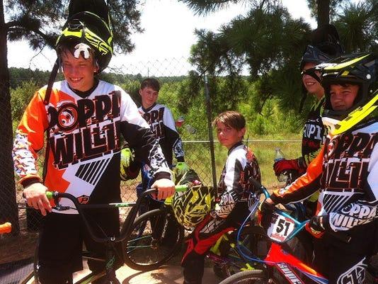 USA BMX racing