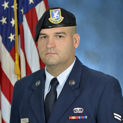 Nathan Sartain of Pensacola was among six airmen killed