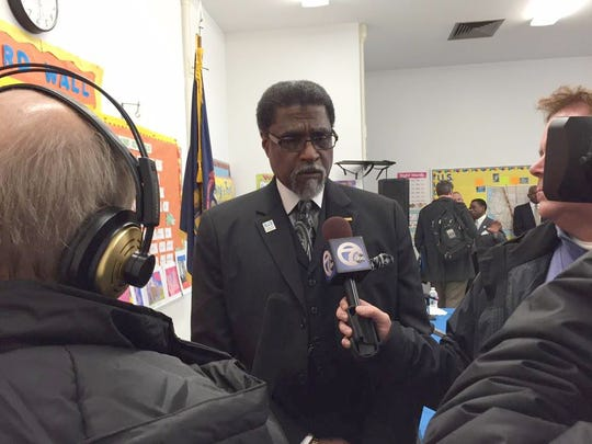 Darnell Earley said he'll spend first his 90 days as Detroit Public Schools emergency manager in review mode.