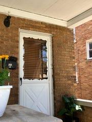 A Dearborn home on the 7200 block of Jonathon Street