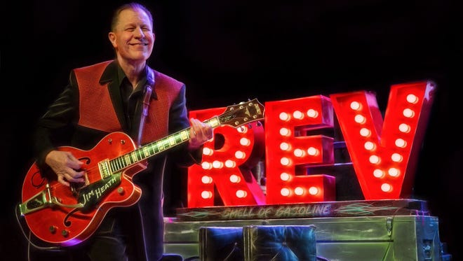 A Friday show with Reverend Horton Heat as part of the Texas Winter Nights drive-in concert series is now canceled along with the rest of the weekend shows.