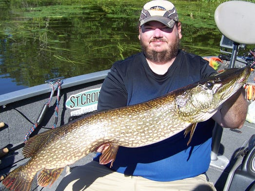Eagle river fishing report for sept 15 for Eagle river wi fishing report