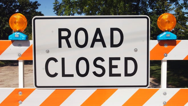 Viebahn Street to close for sewer construction.