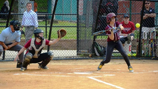 Verona junior Rebecca Russomano was named to the All-Liberty Division second team following the 2016 season.