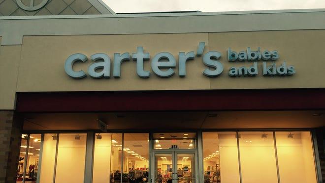 Carter's will open at 434 Frandor Ave., in the Frandor Shopping Center.