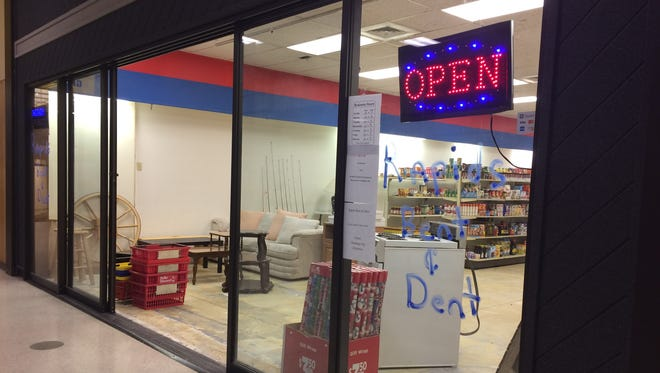 Rapids Bent & Dent is open in the former Karate America space in the Rapids Mall, 555 W. Grand Ave. in Wisconsin Rapids.