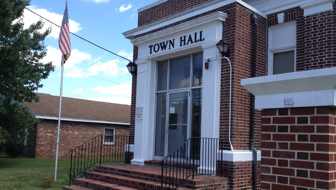 Hebron Town Hall