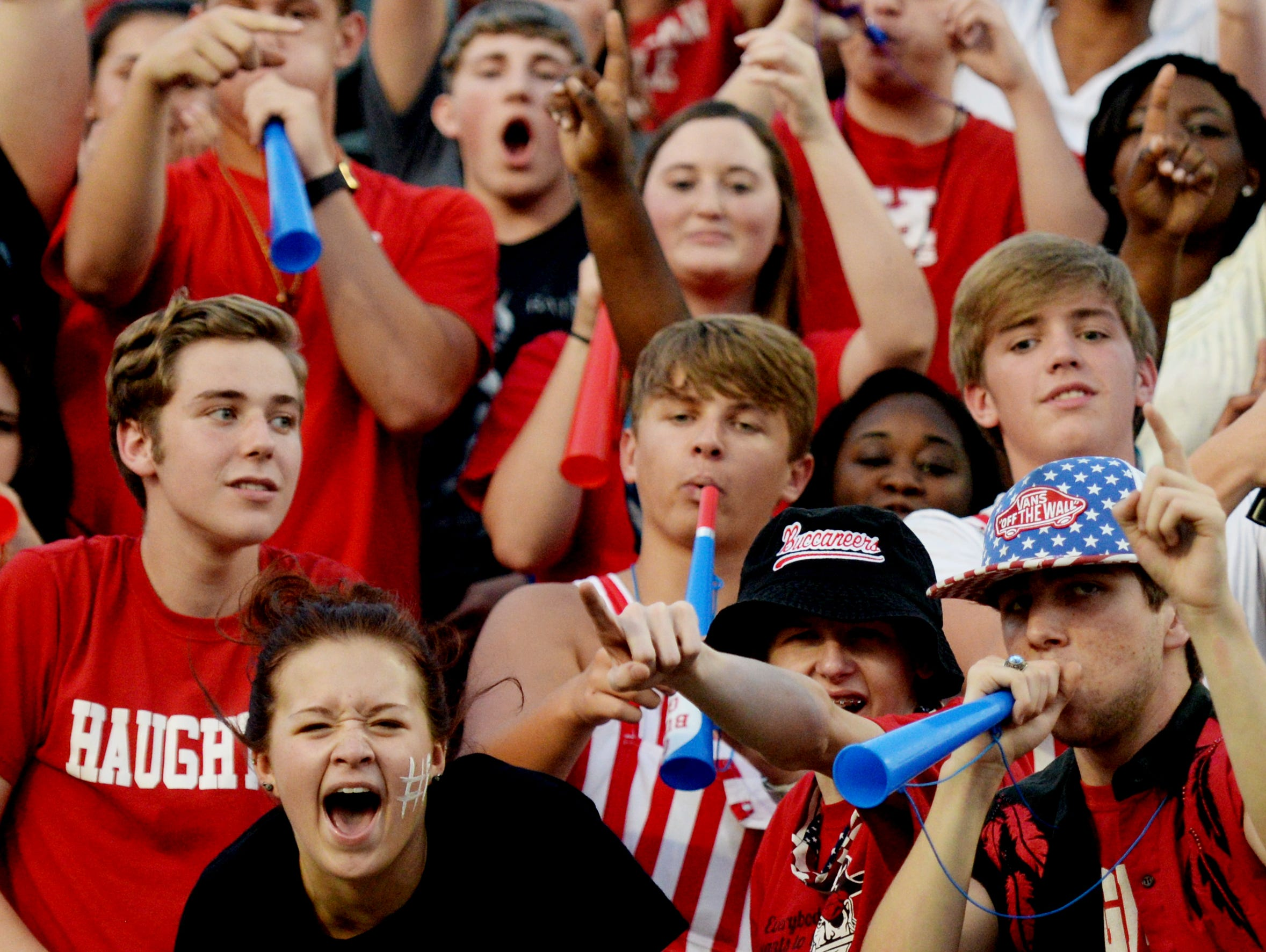 Haughton will face Southwood this week.
