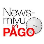 News-miyu På'go — Daily headlines in Chamorro