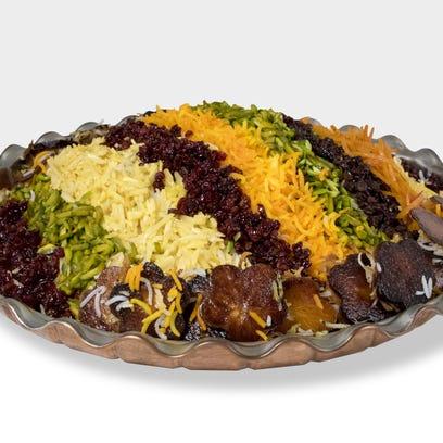 Stunning Persian dishes at Atlantis wine dinner