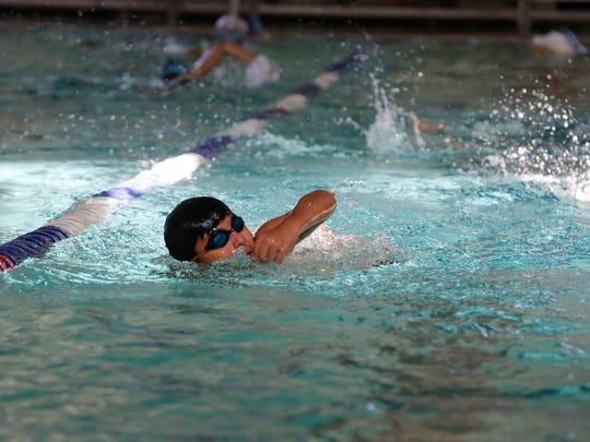 April Pools Month is a way to inform the public of