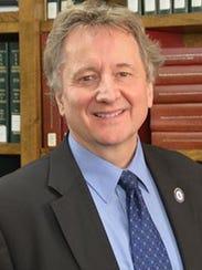 Louisiana State Sen. John Milkovich of Shreveport.
