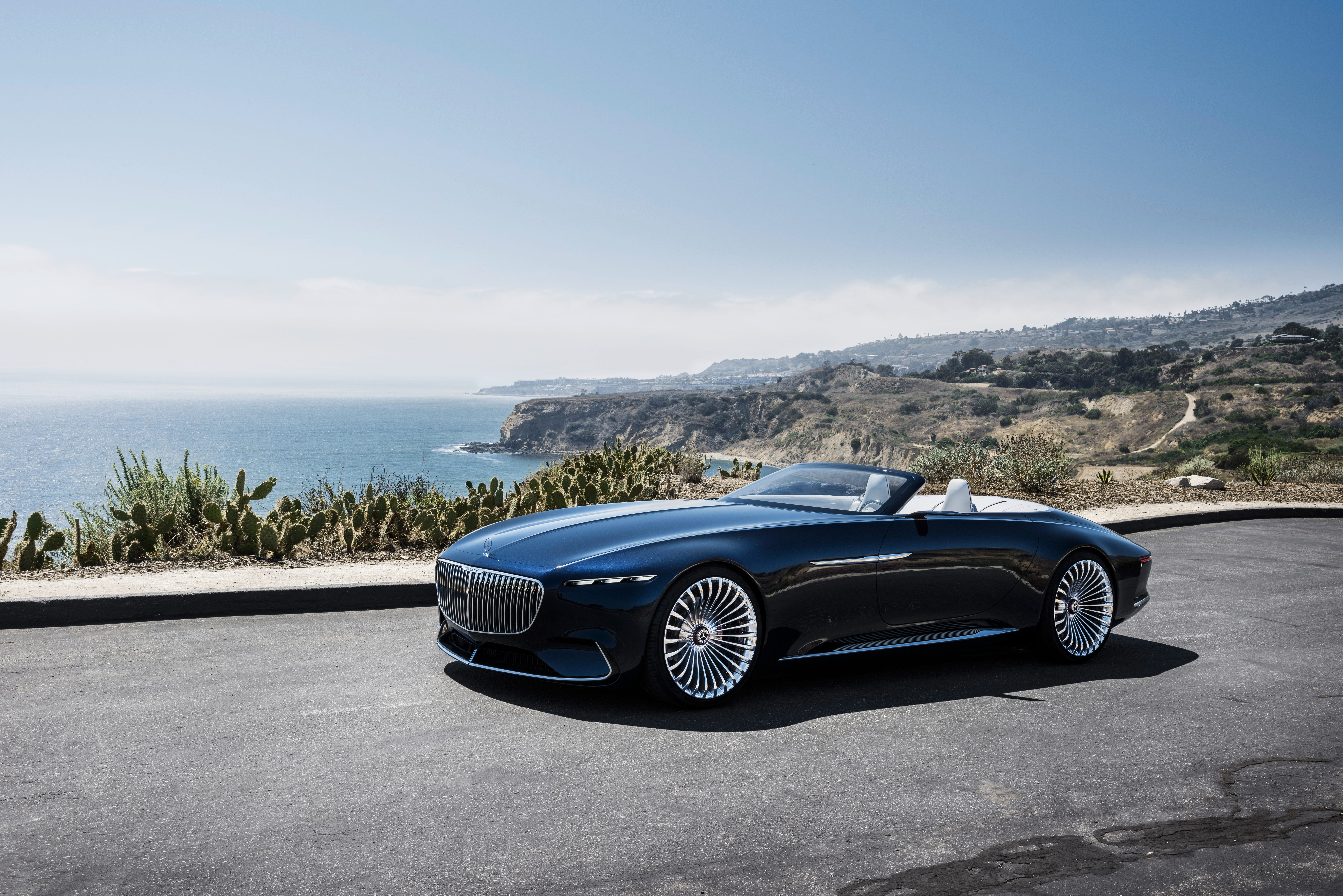 Mercedes concept cars