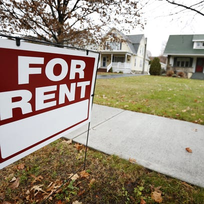 About half of Muncie's housing units are rentals, according
