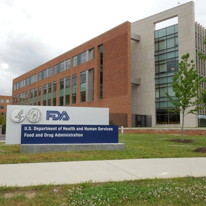 The Food and Drug Administration is headquartered in Silver Spring, Md.