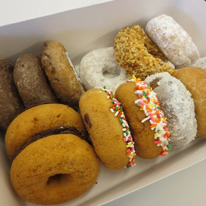 Return of the king: Donut King doughnuts available at 2 Des Moines locations