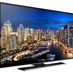 LG Electronics 55-inch Ultra HD 4K TV.