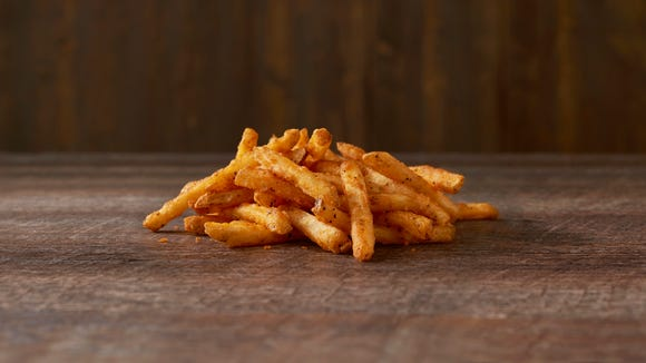 Checkers is known for its fries.