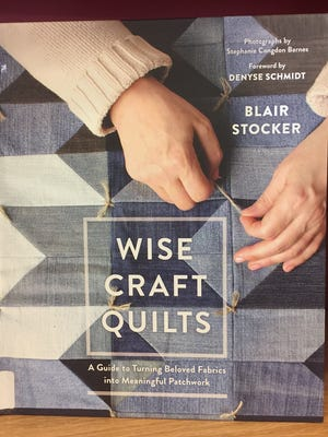 'Wise Craft Quilts' by Blair Stocker