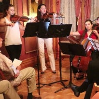 NouLou Chamber Players are 'Strummed & Struck'