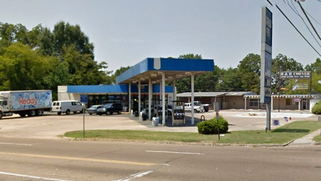 Chevron gas station located on the corner of Northside Drive and Bailey Avenue in Jackson, Miss.