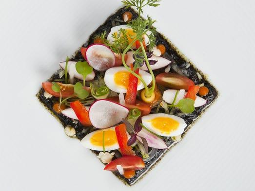 Jungsik, a Michelin-starred restaurant, offers Korean