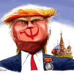 Benson: Trump's big Russian mouth