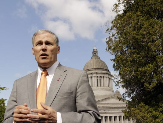 Inslee Earth Day