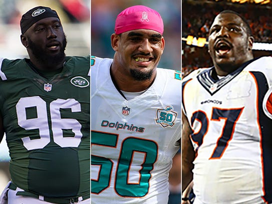 Teams looking for help at defensive end have some strong