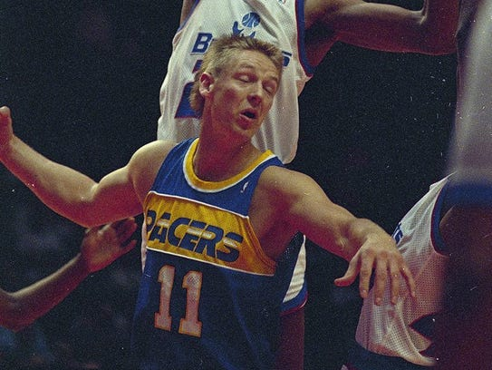 Detlef Schrempf earned an All-Star berth in 1993.