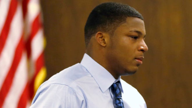 Ma'Lik Richmond, 17, was convicted of raping a 16-year-old girl and was ordered to register as a sex offender for the next 20 years.