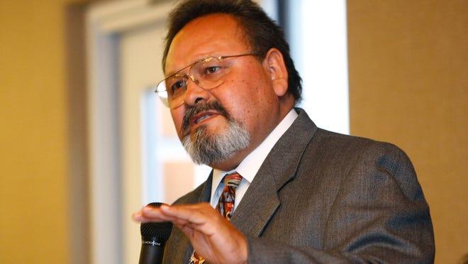 Juan Guerrero was elected board president of Visalia Unified School District's board on Dec. 15, 2020.