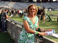 Ex-Jets scout details her groundbreaking path